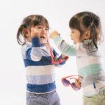 2歳児が「蹴る」「叩く」のはなぜ?その理由は?対処法は?